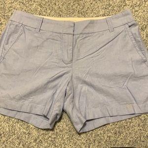 J. Crew 100% Cotton Shorts